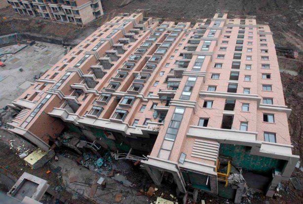 Collapse in China