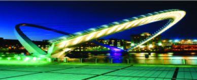 Gateshead-Millennium -Bridge