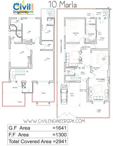 Plans/Houses - Civil Engineers PK