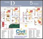 5 marla Design D Final