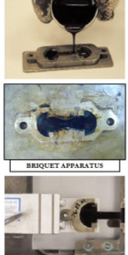 Ductility Test on Asphalt