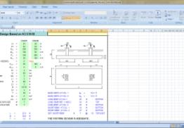Combined Footing Design Excel Sheet - Civil Engineers PK