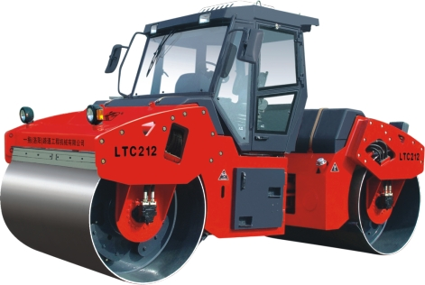 Hydraulic-Drive-Double-Double-Drum-Vibratory-Roller-LTC212-