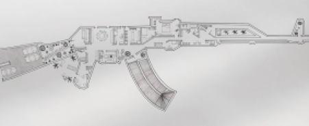 Gun House Plan